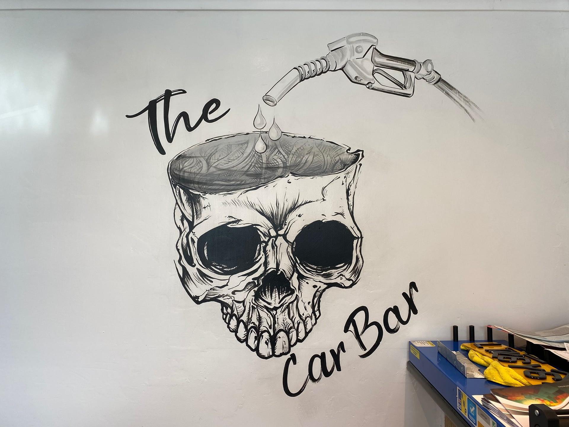 The Car Bar ( Logo )