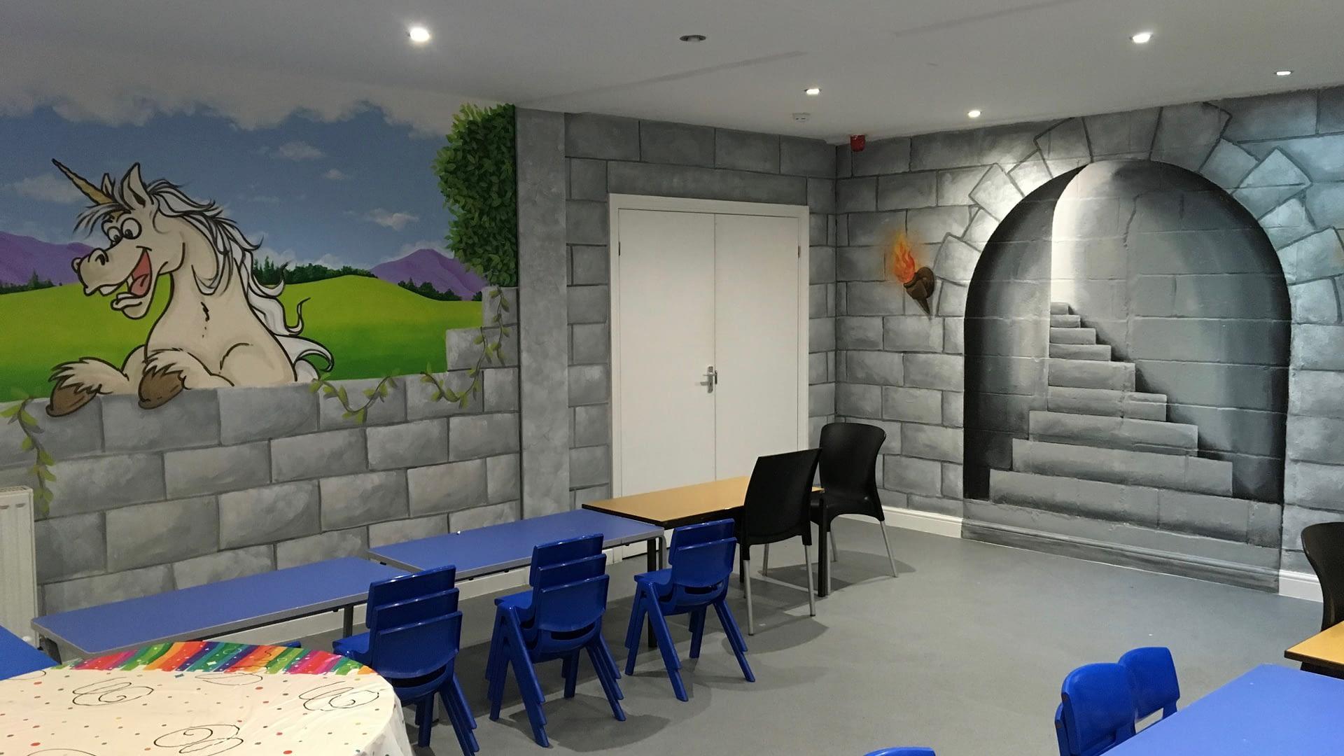 Crazy Kingdom Northallerton Party Room 1
