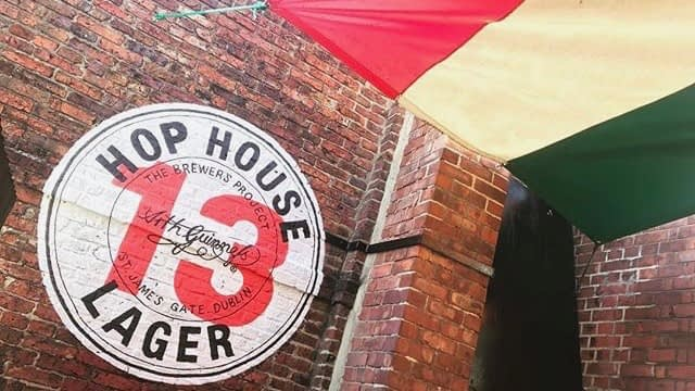 Hop House 13 Mural ( Fabio's Bar Durham )