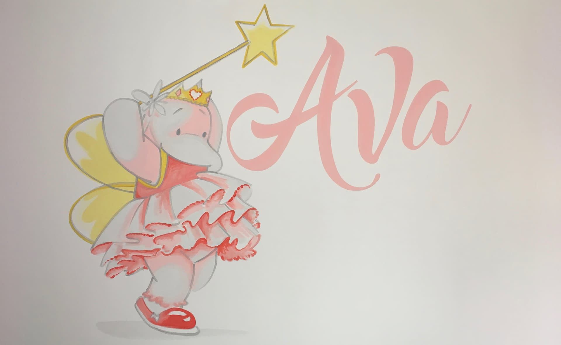Ava's Room ( Lottie Elephant )