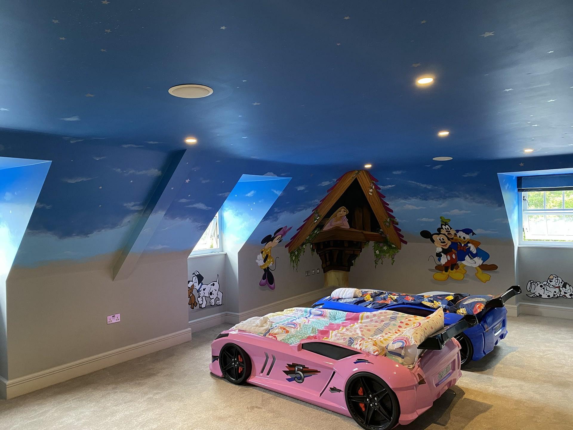 Disney Room 2