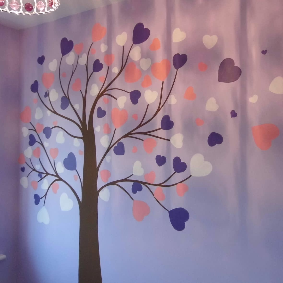 Love Hearts Tree