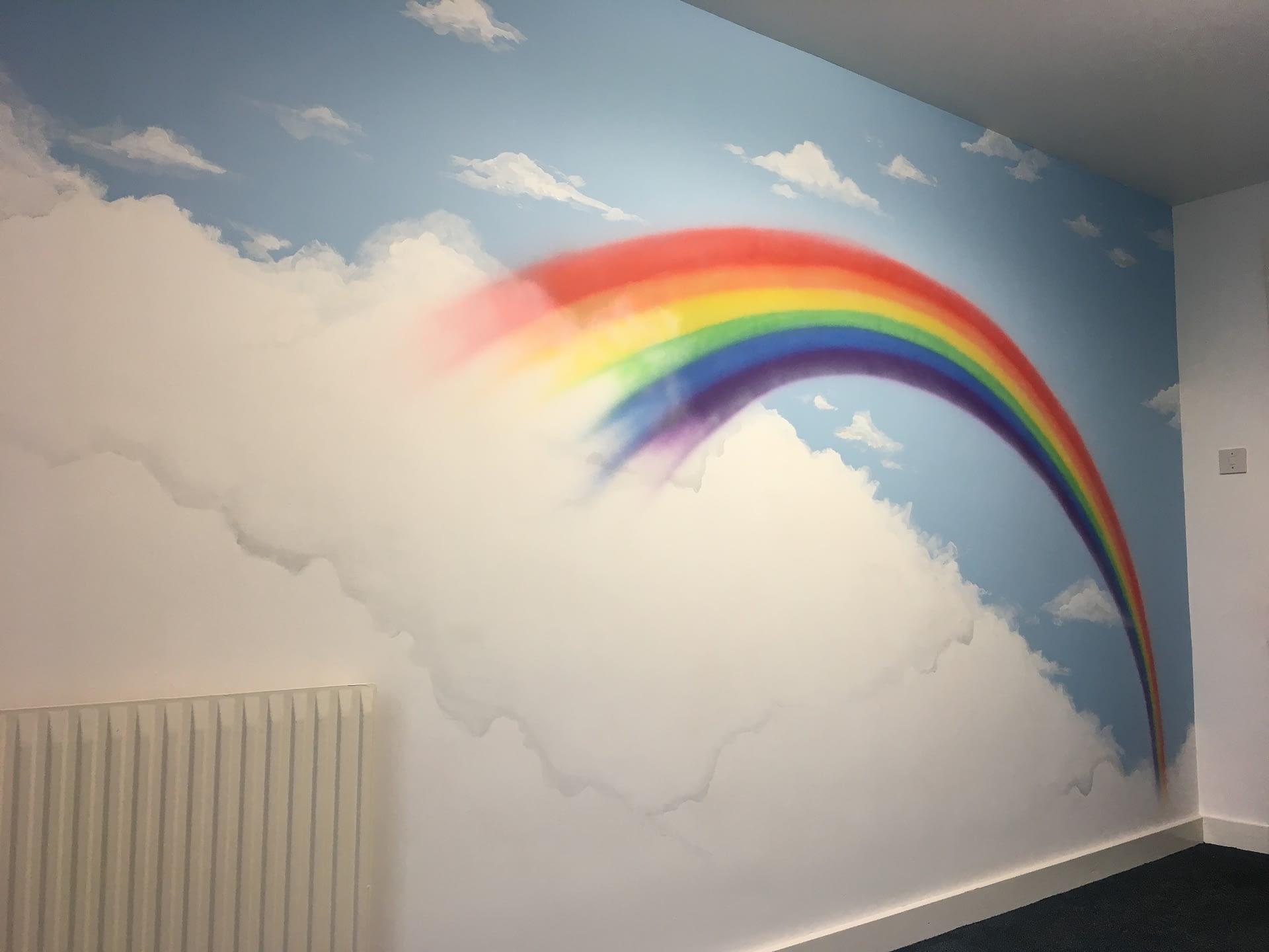 Rainbow ( Walworth school )
