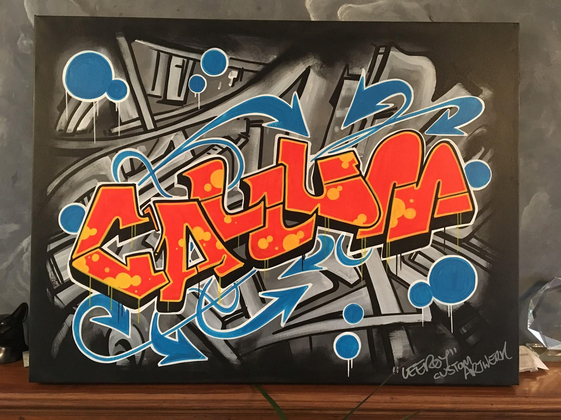 Callum Graffiti