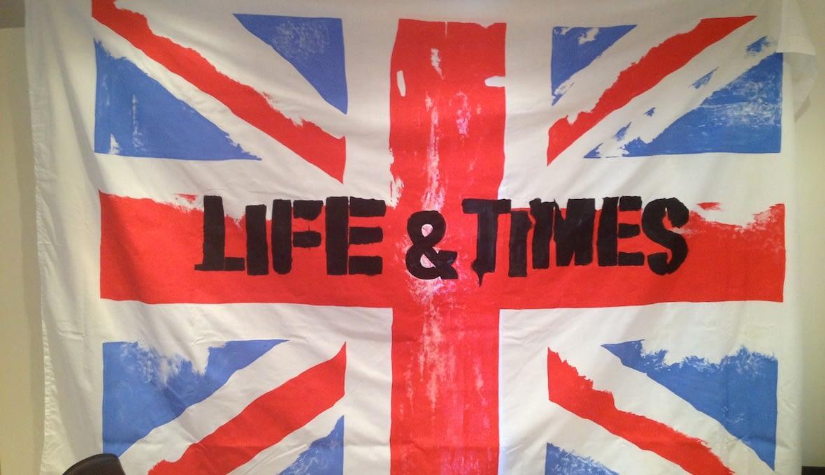 Life & Times Union Jack