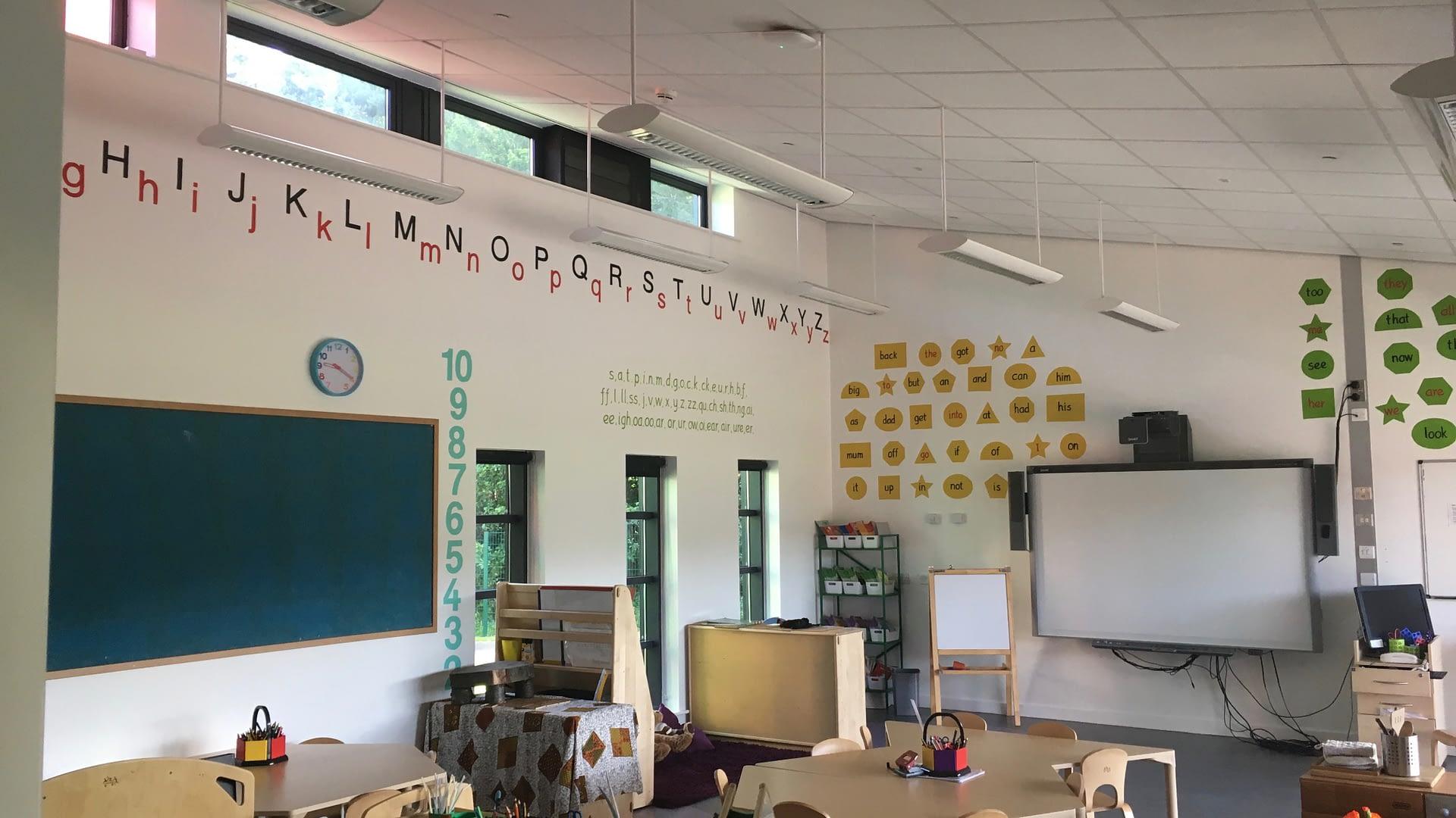 Reception Class Phonics ( Greenland Community Primary School )