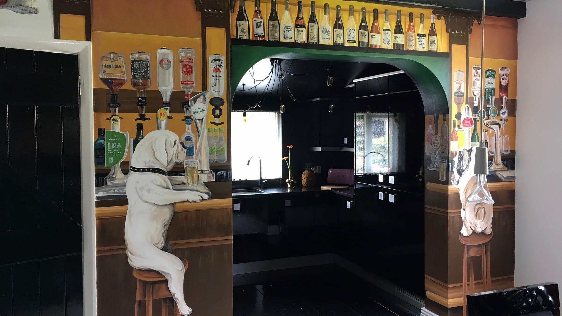 Bull Dog Bar