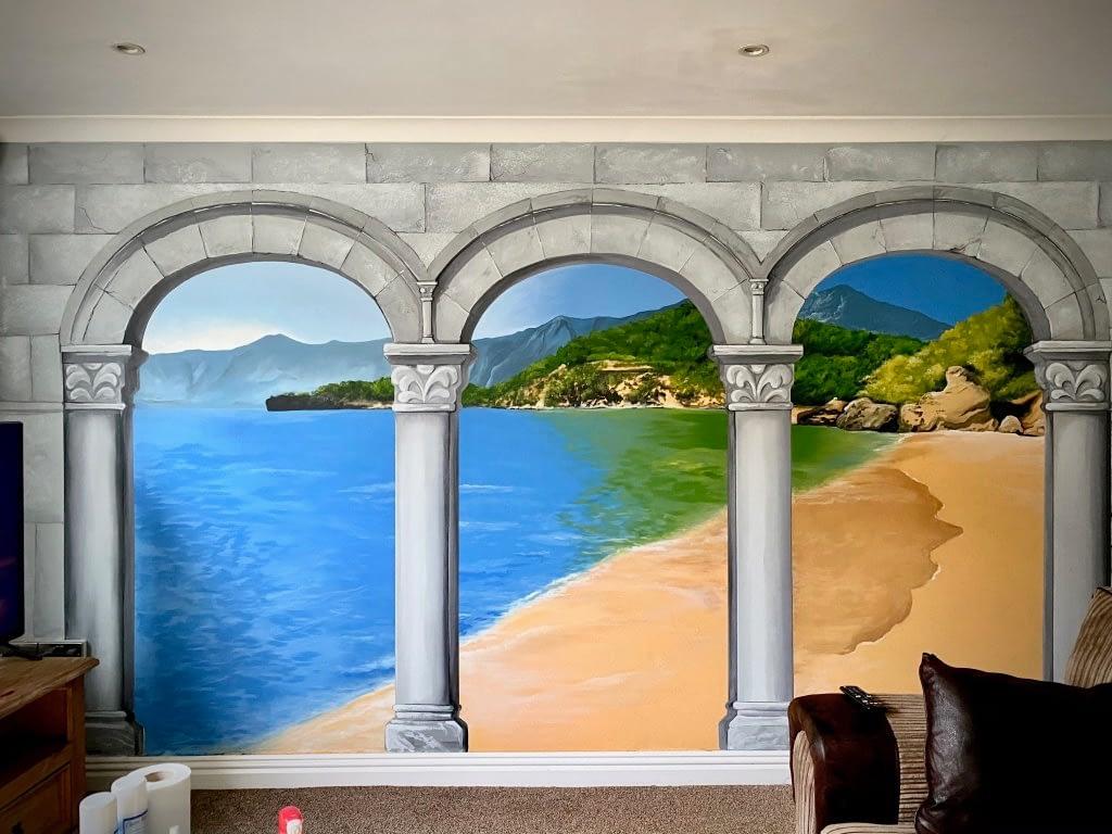 Turkish Beach Vista