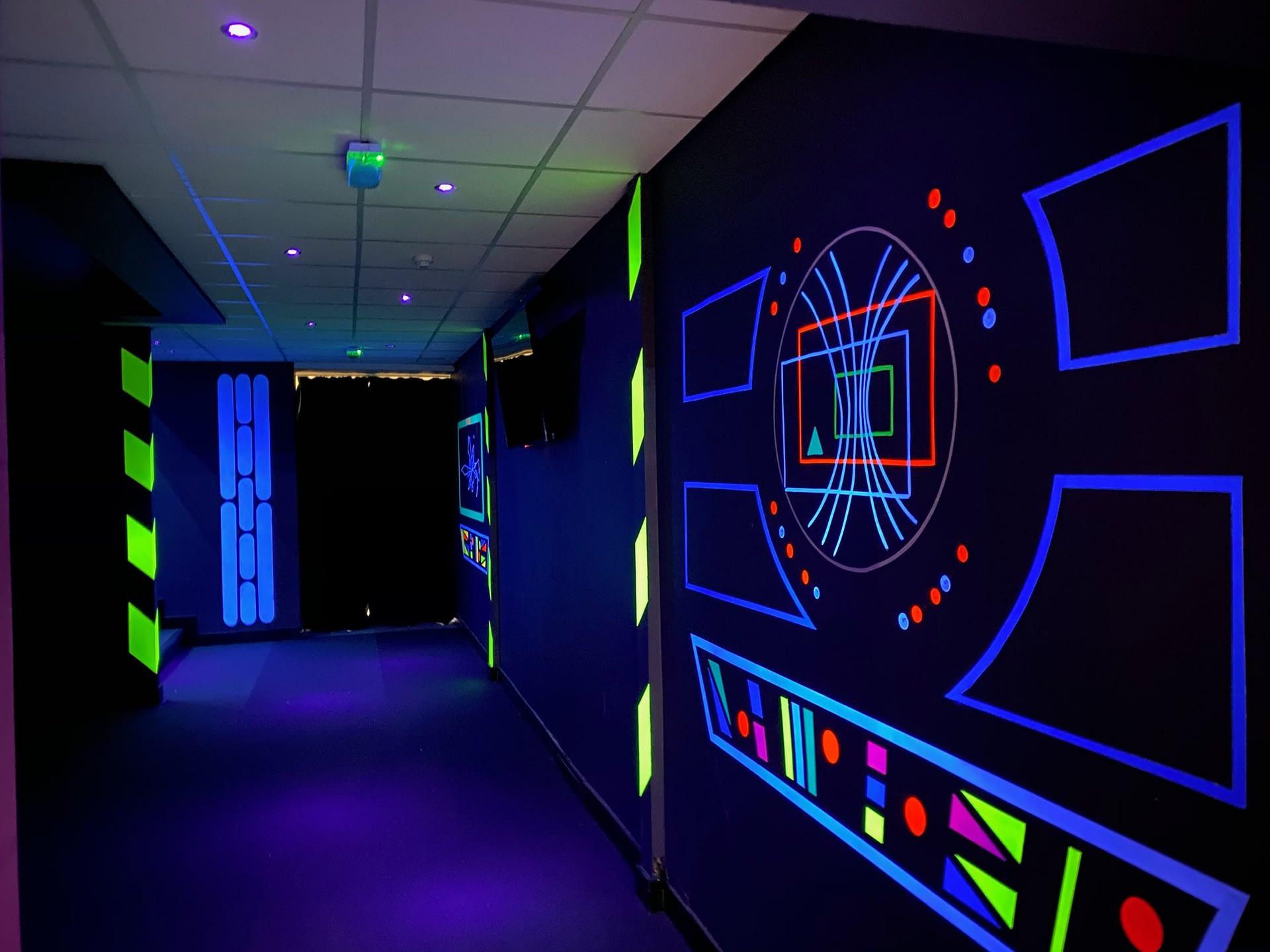 War Room Neon