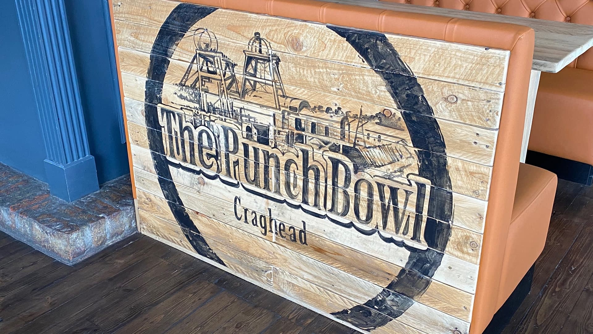 The Punch Bowl Bar