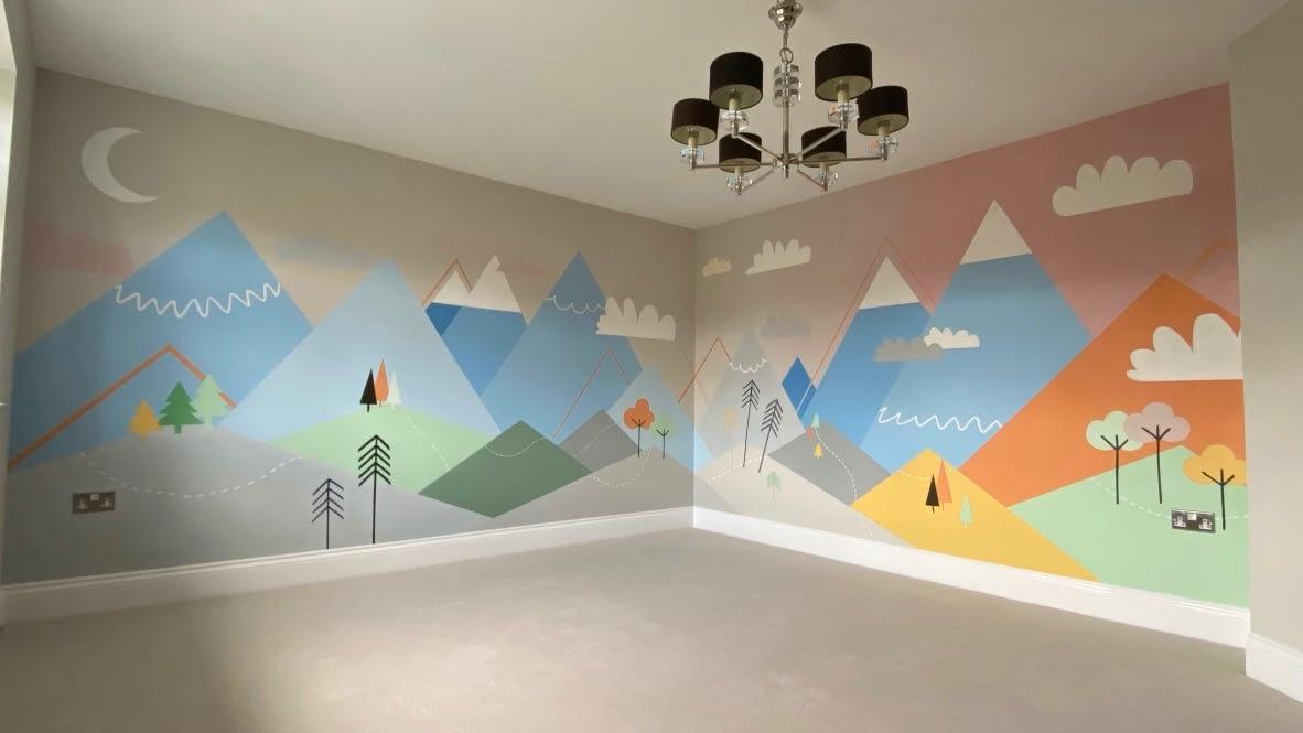 Abstract Nursery