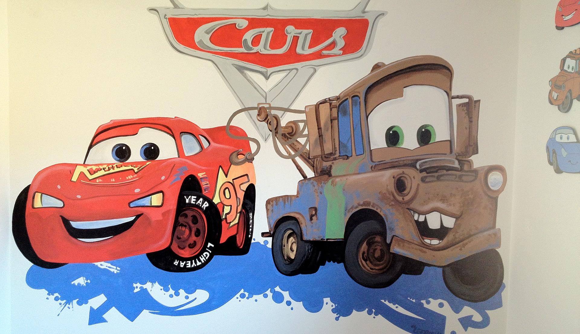 Cars - Lightning & Mater