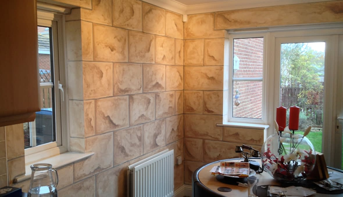 Stonework Kitchen