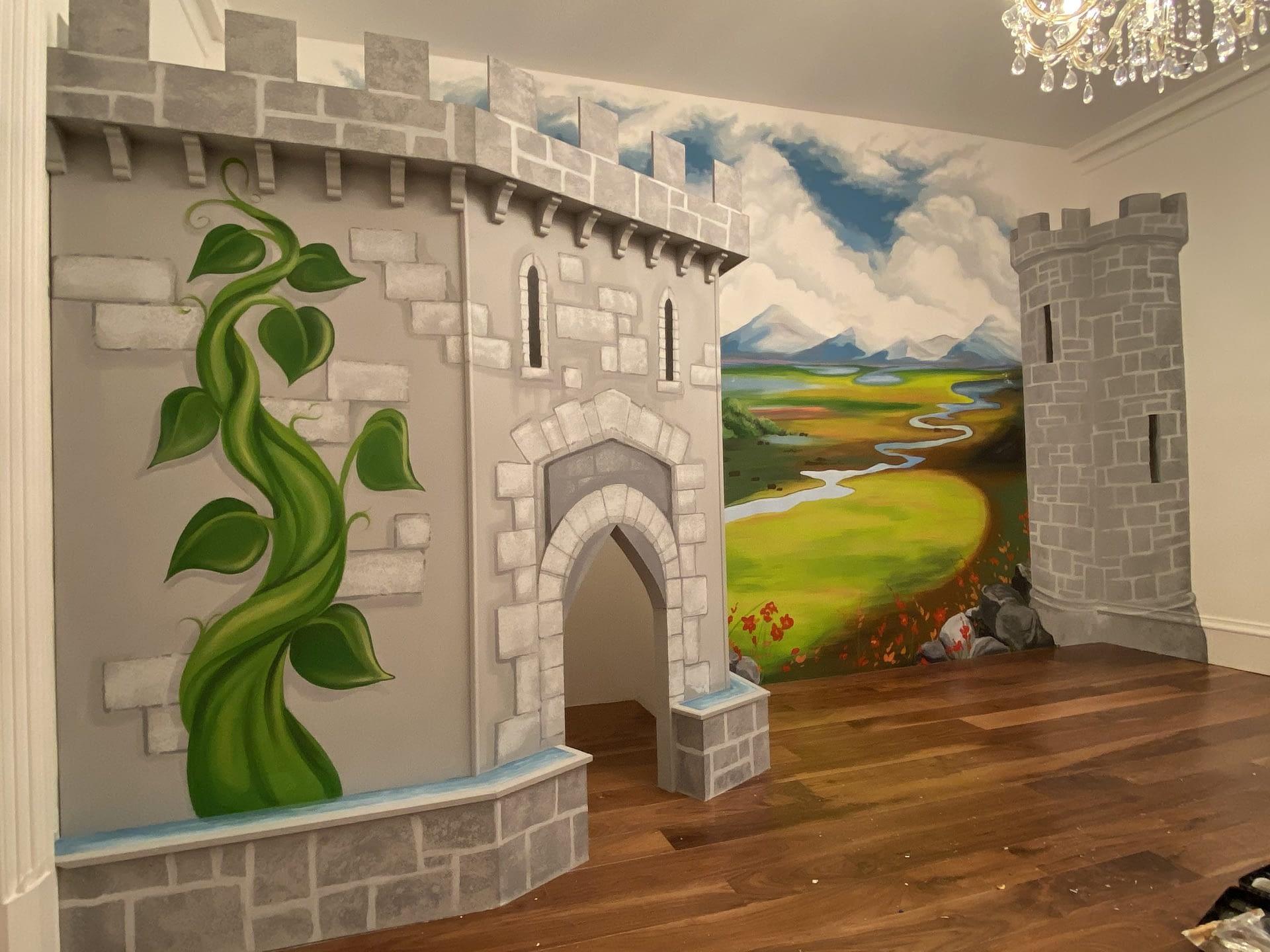 Fantasy Play Room