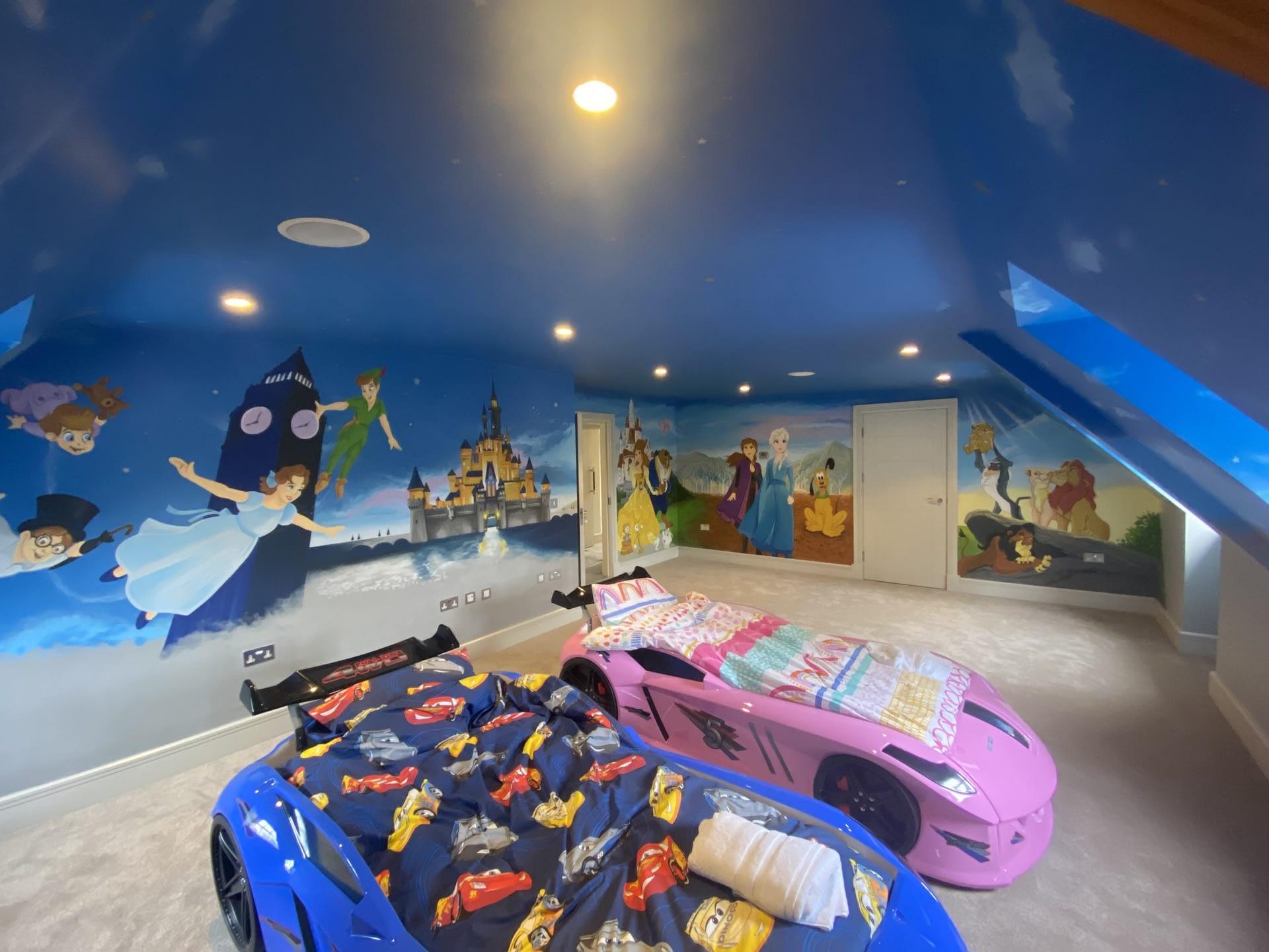 Disney Room
