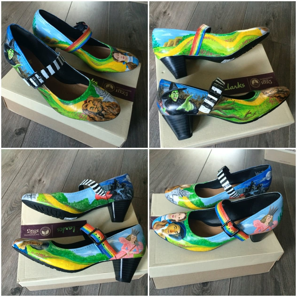 Wizard Of Oz Shoes