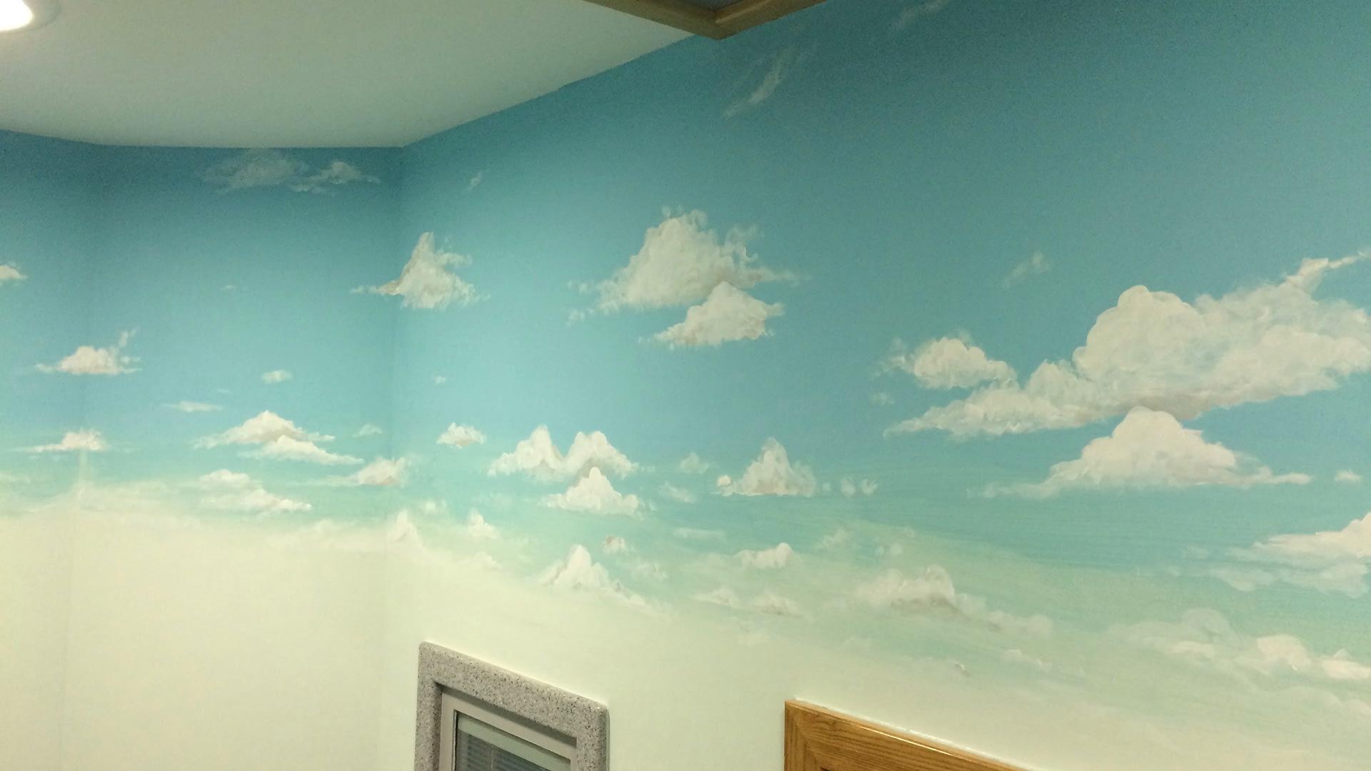 Blue Sky II
