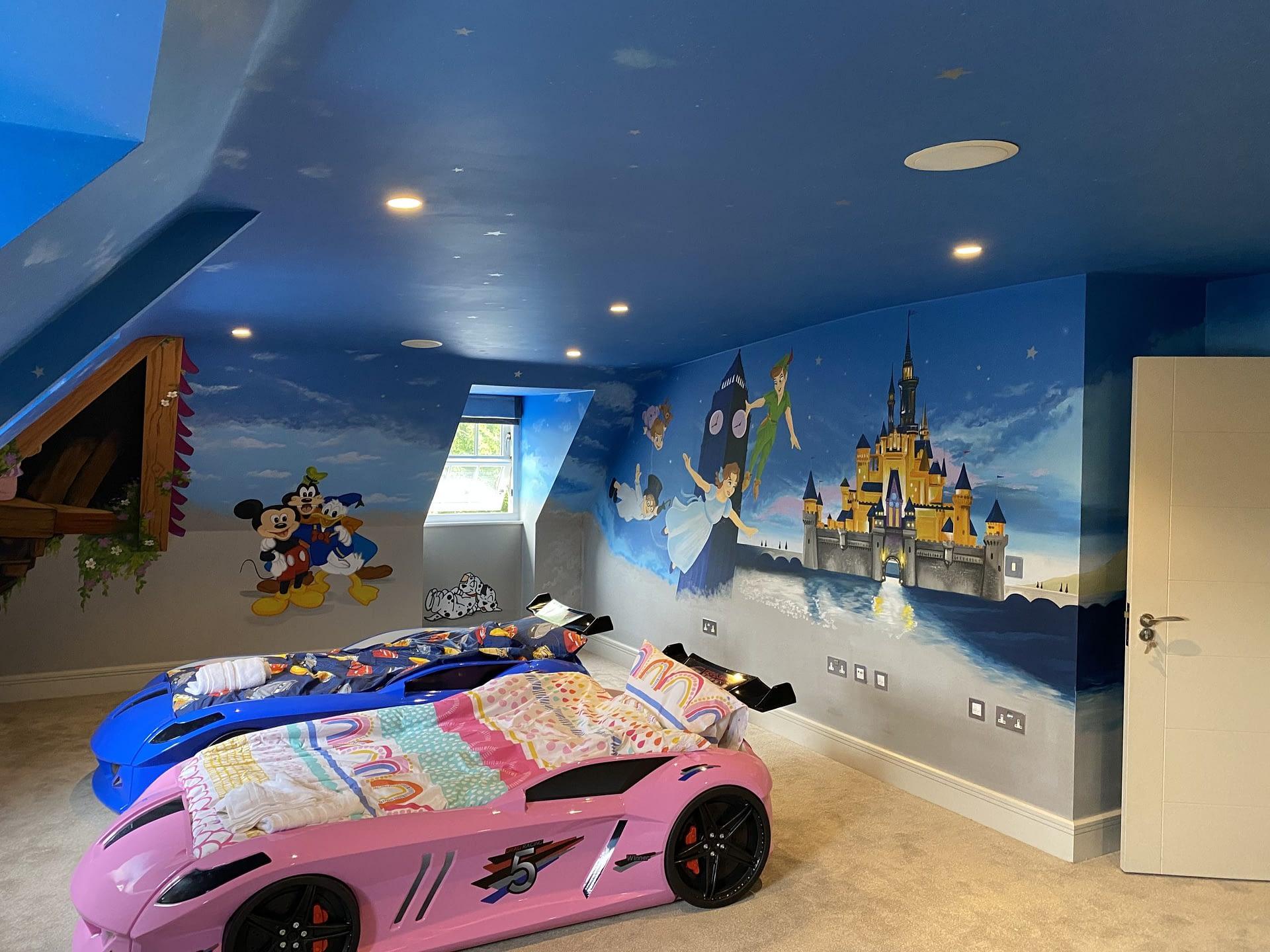Disney Room 3