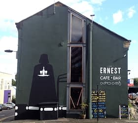 Ernest Bar in Newcastle Ouseburn