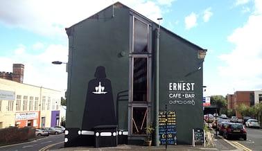 Ernest Bar in Newcastle Ouseburn