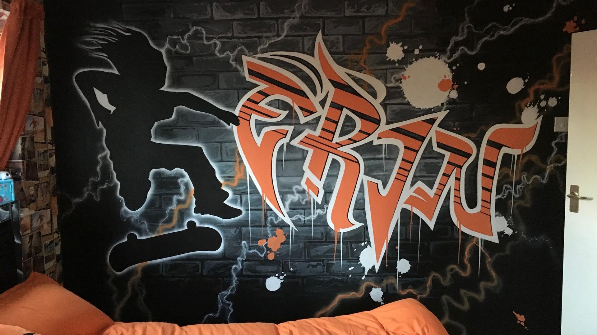 Erin Graffiti