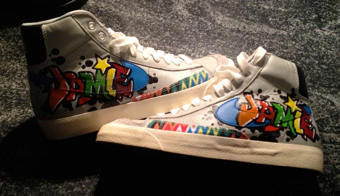 Nikes Tag