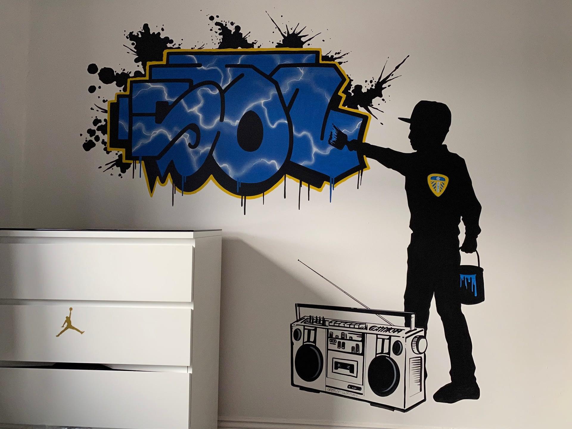 Sol Graffiti