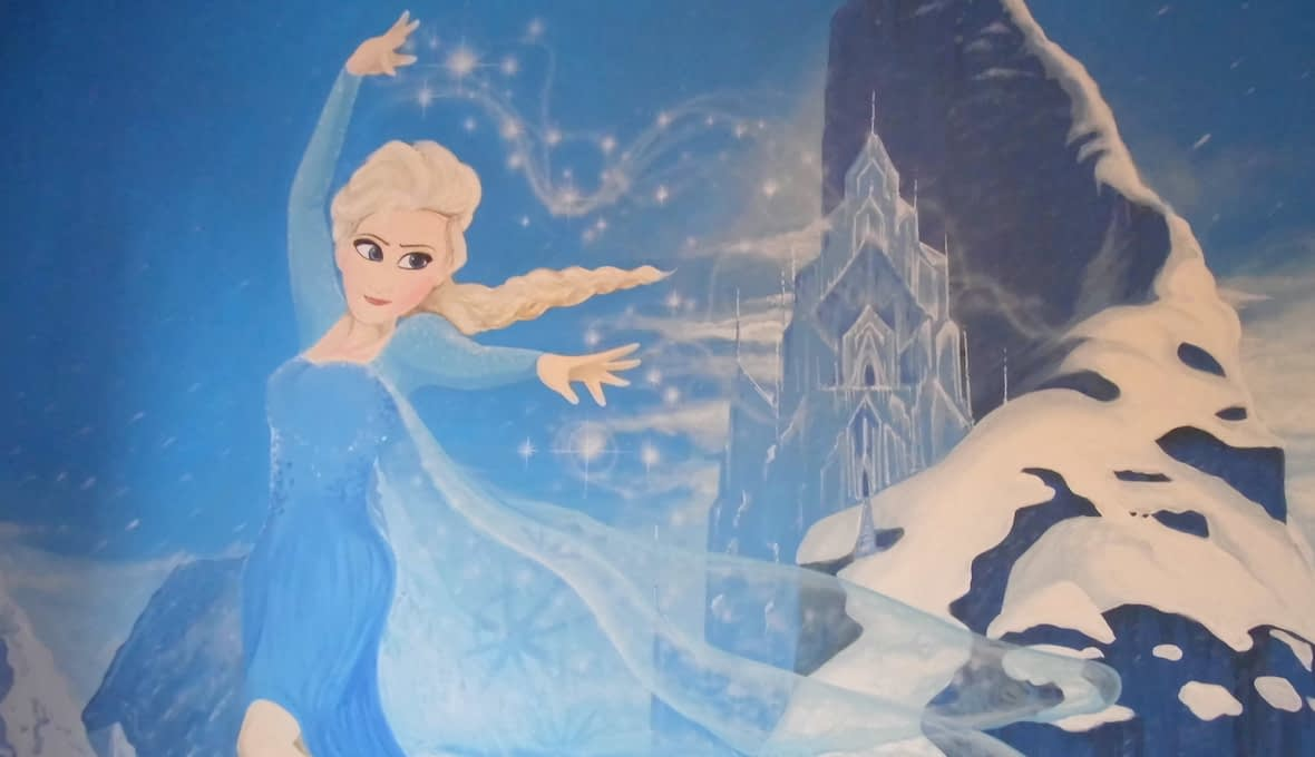 Frozen ~ Elsa
