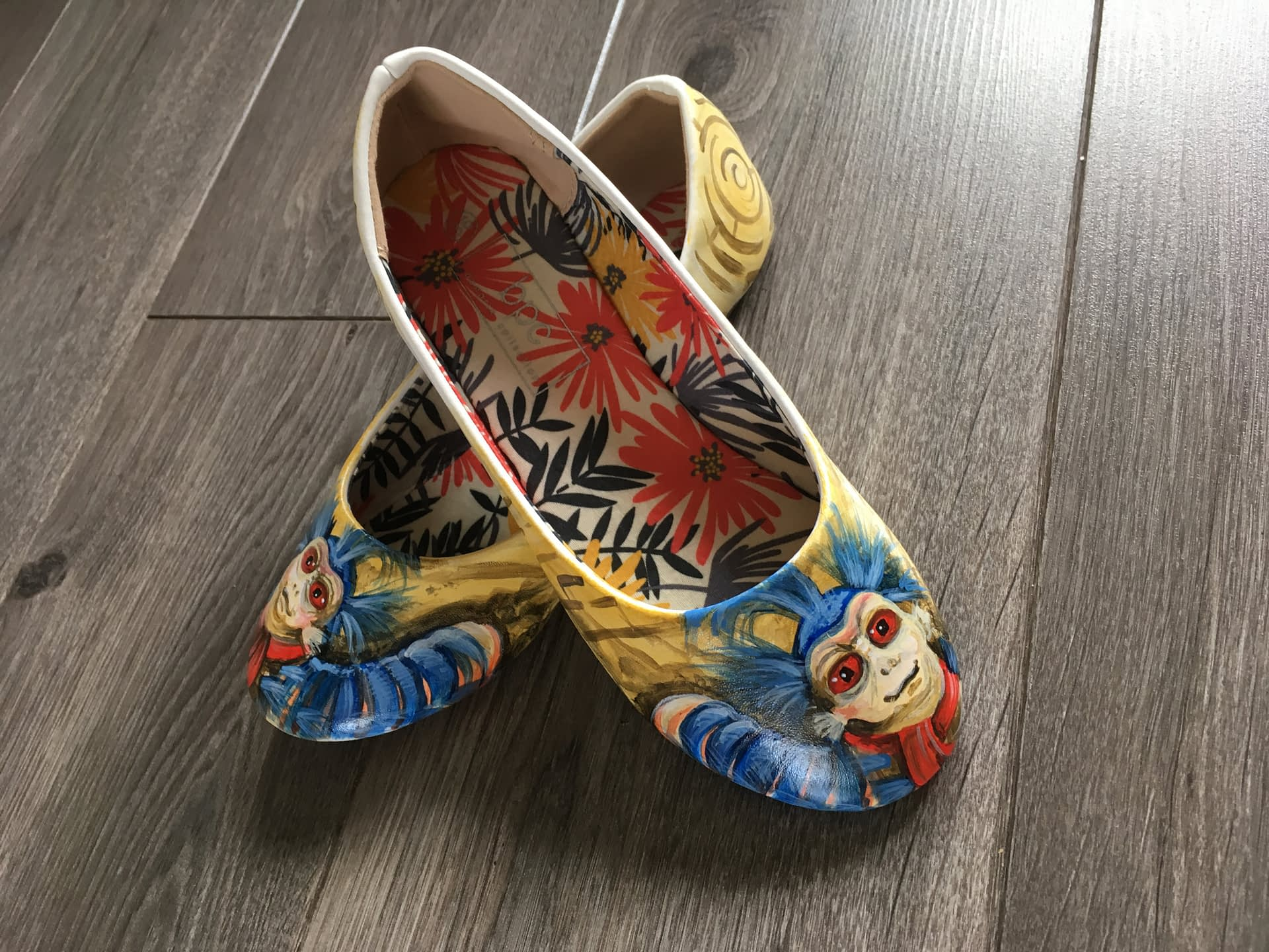 Labyrinth Shoes