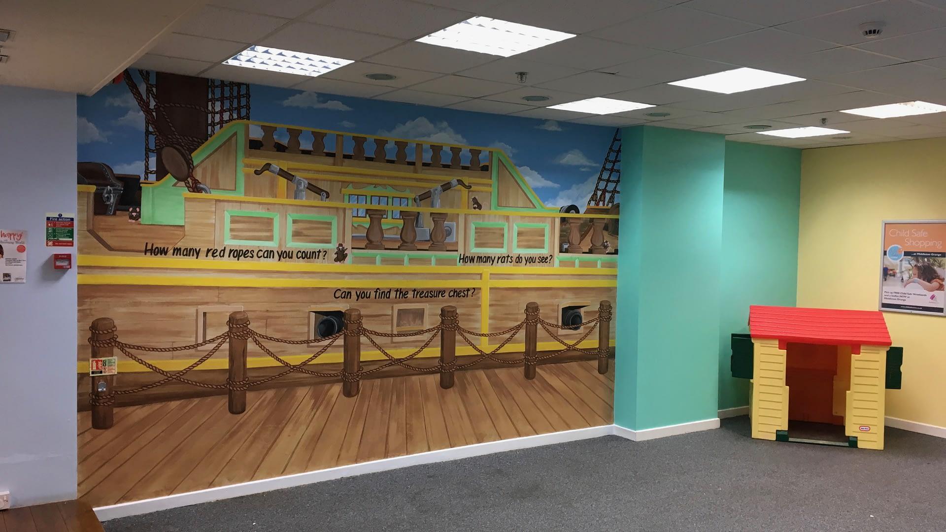 Middleton Grange Play Room 1
