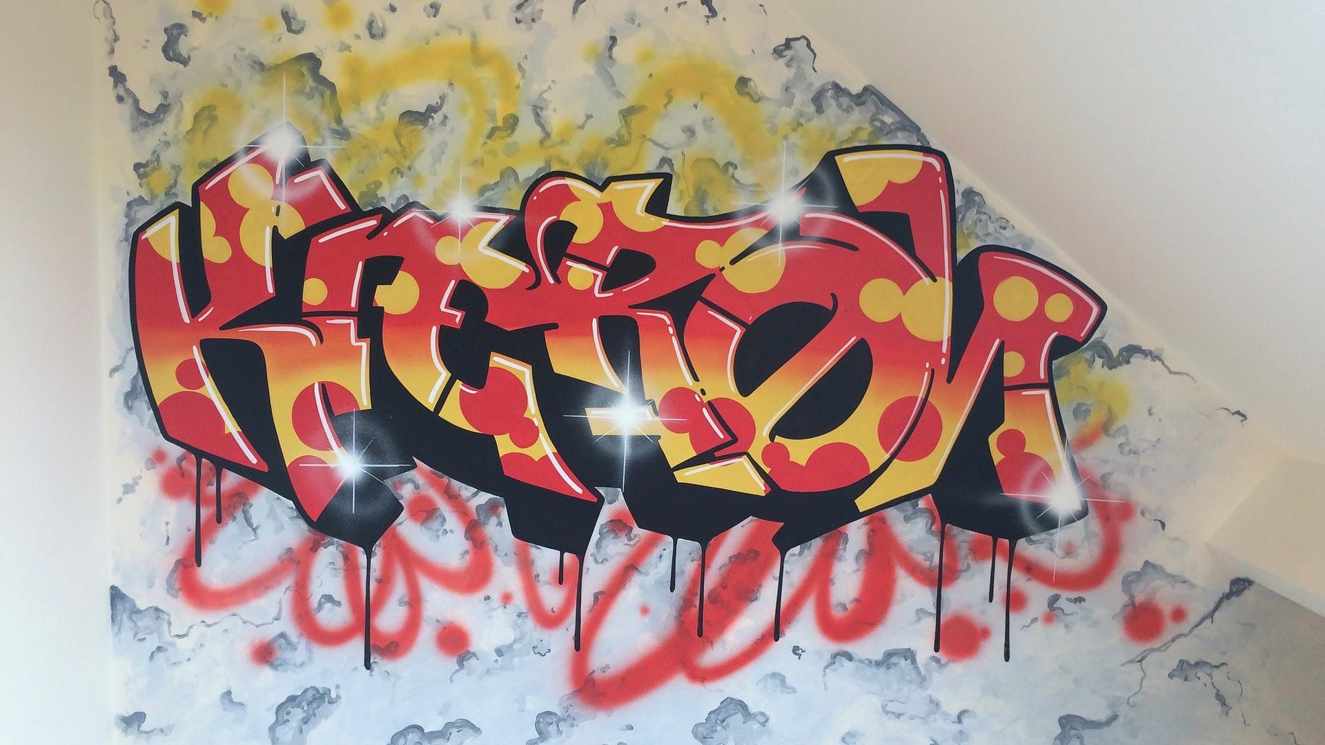 Kieron Graffiti