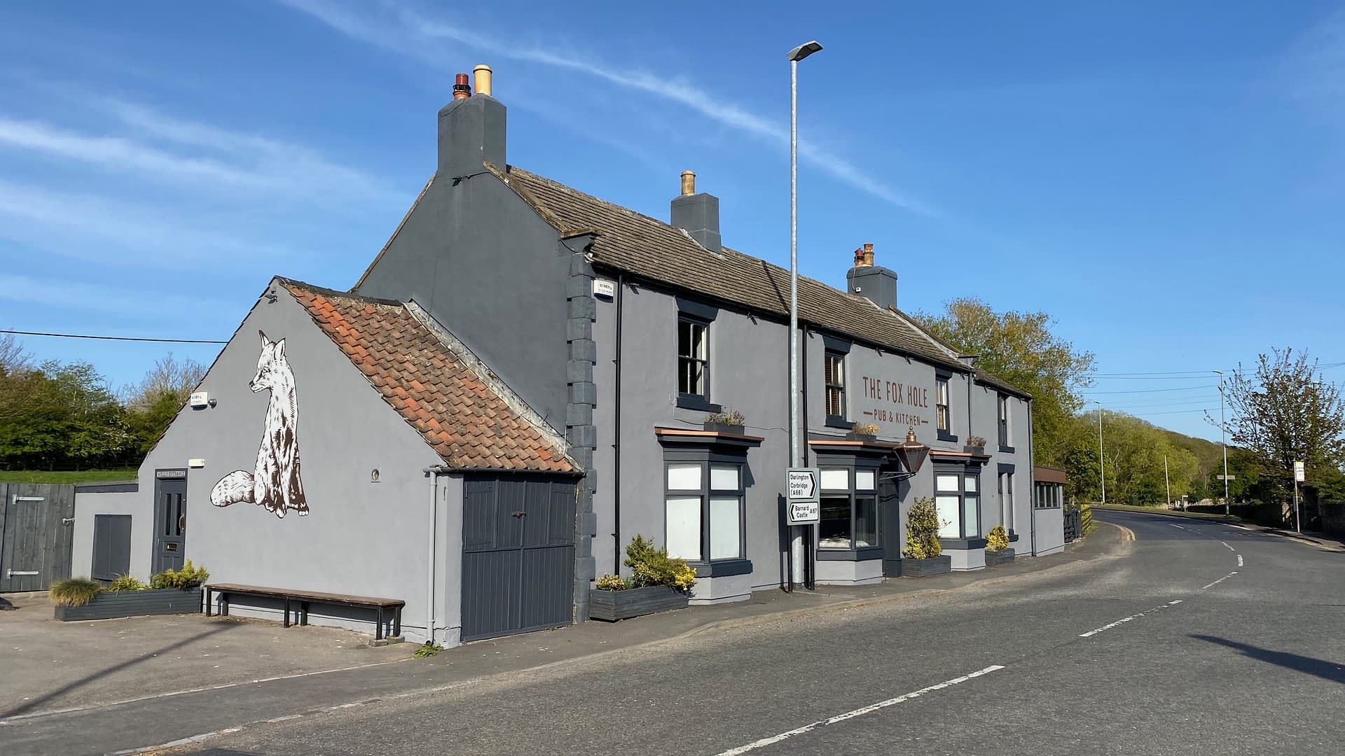 The Fox Hole Pub