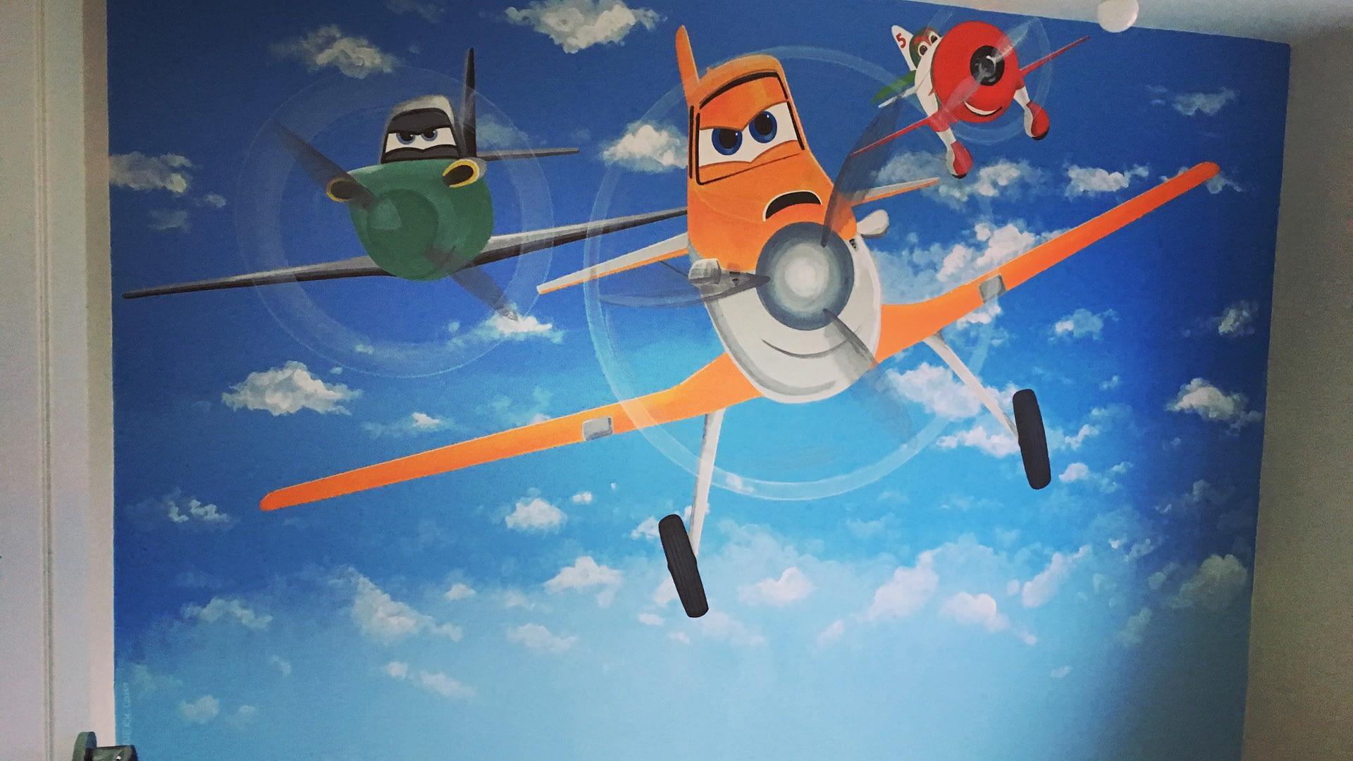 Pixar Planes