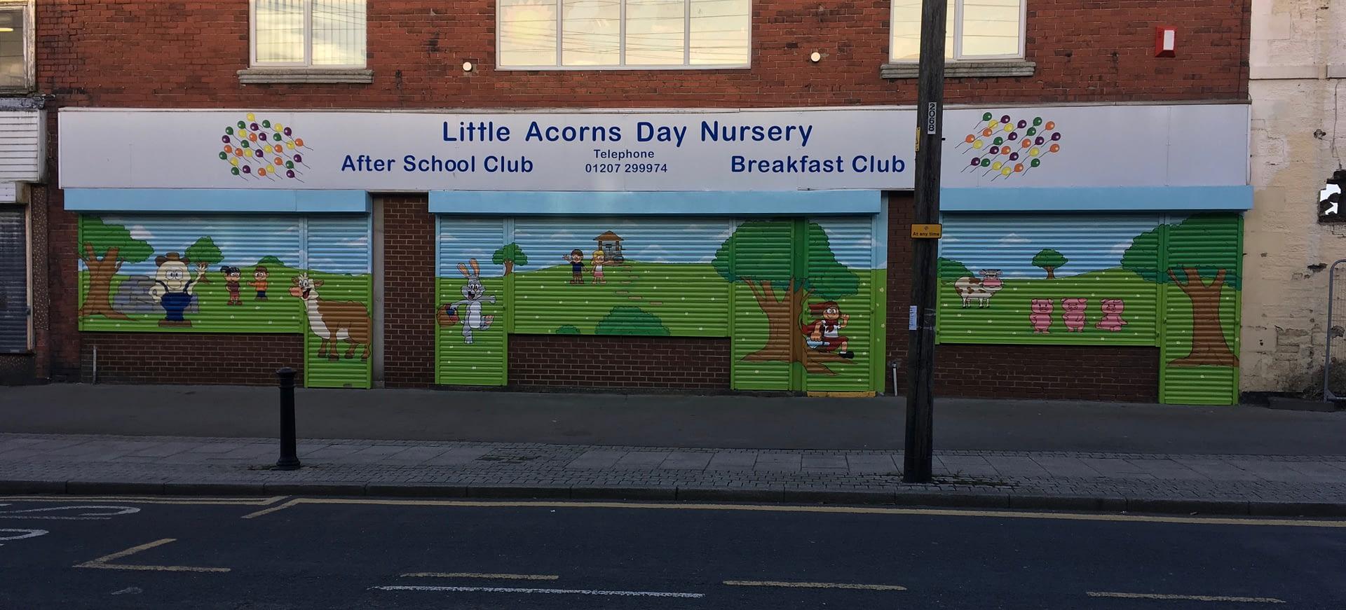Nursery Shutters