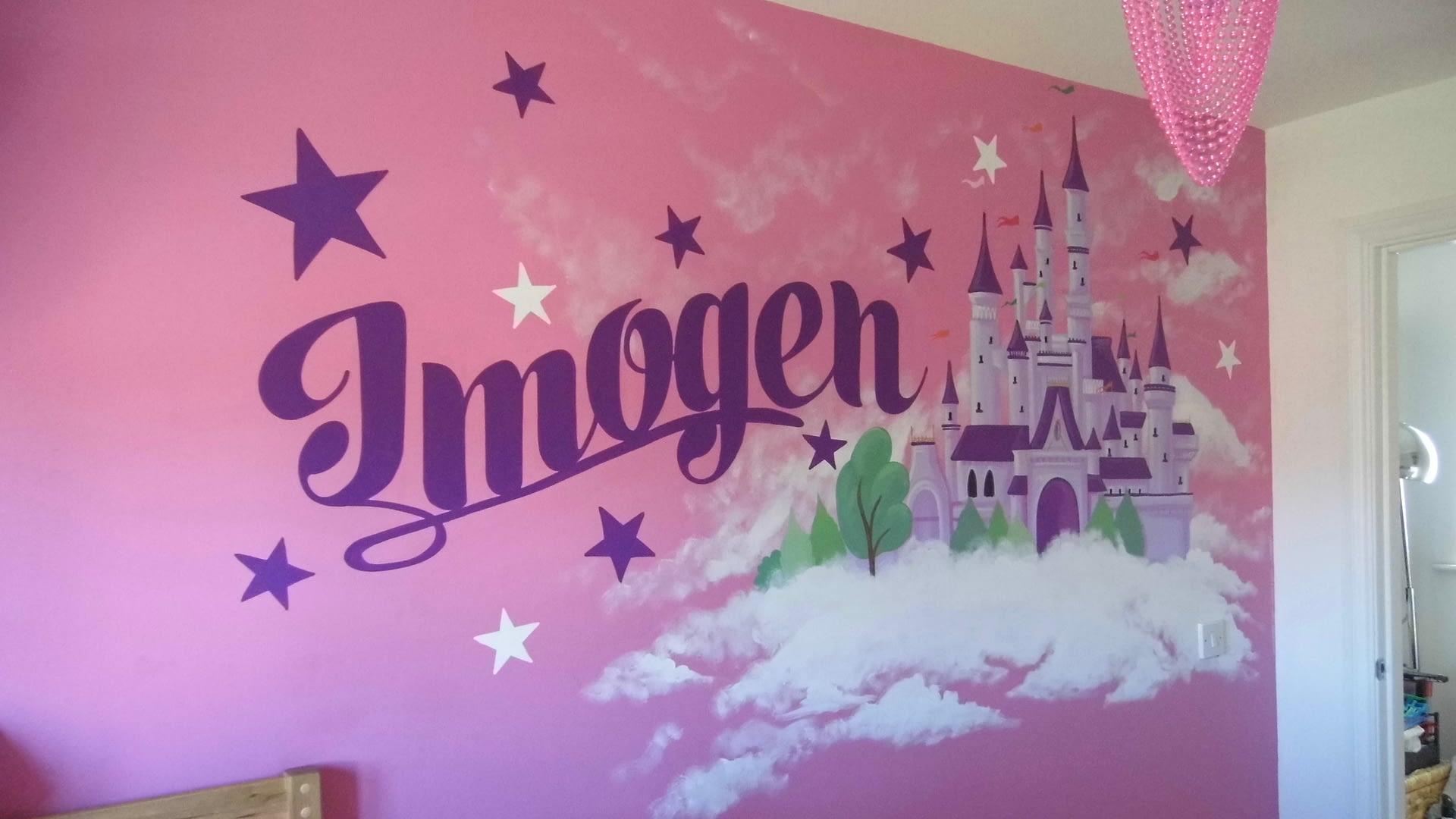 Imogen ~ Castle