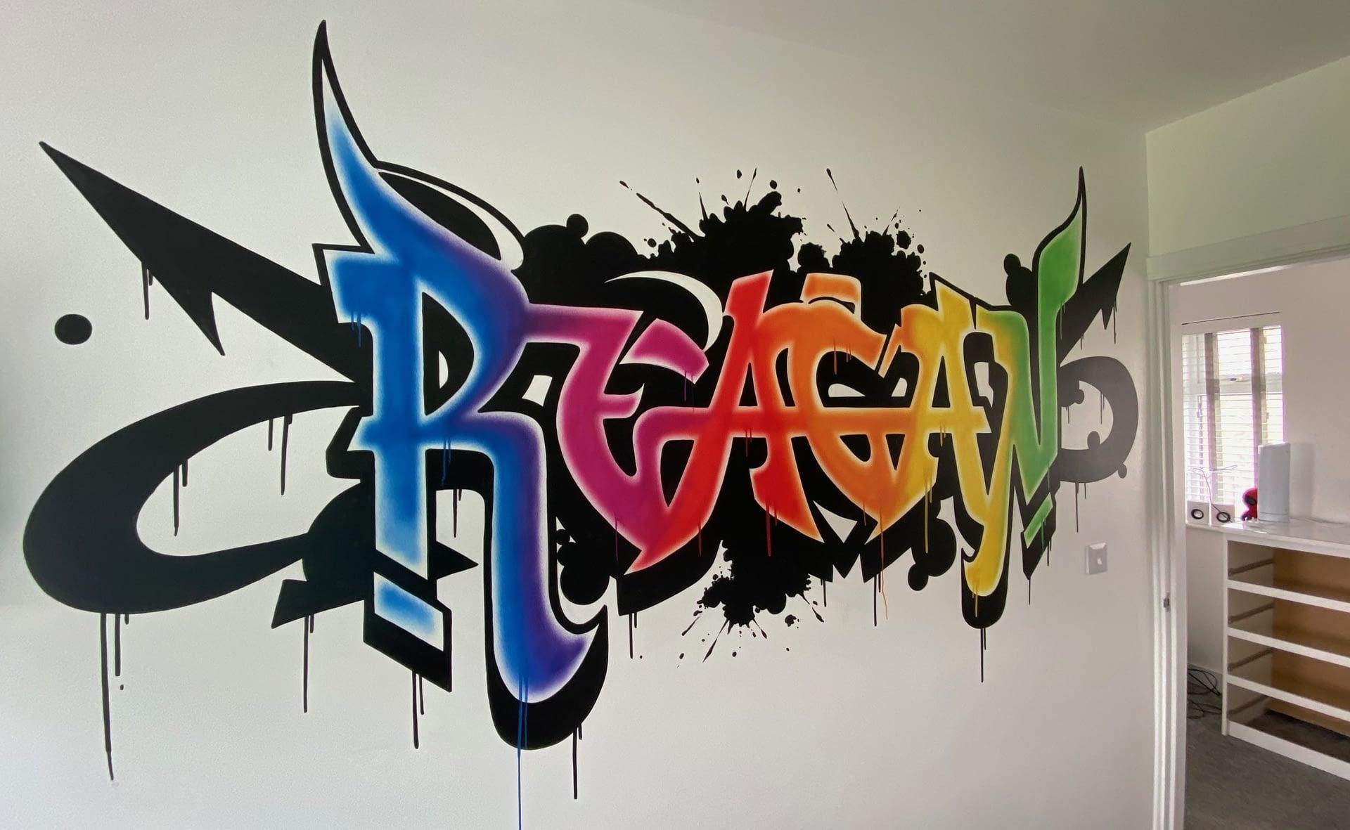 Regan Graffiti