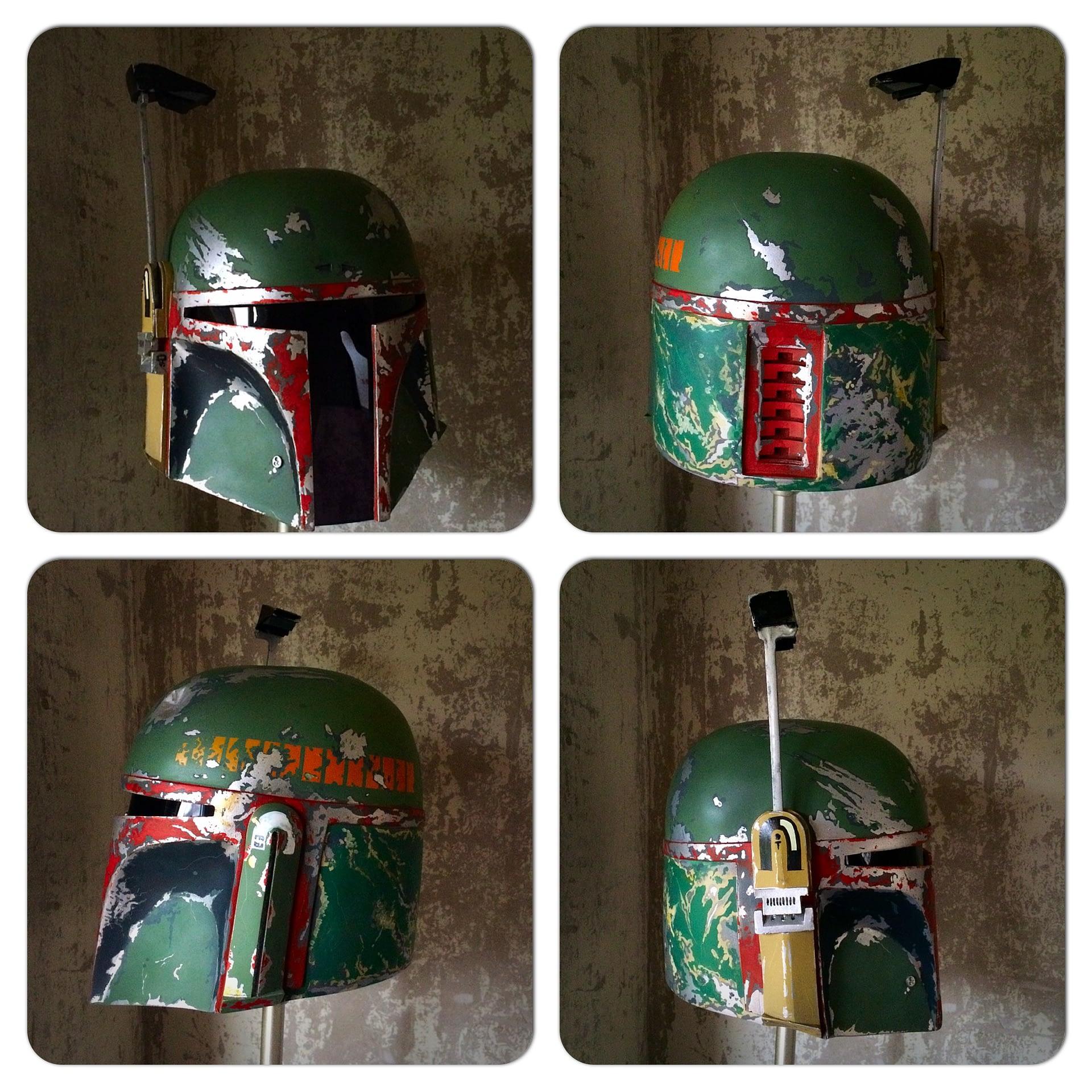 Boba Fett ESB Helmet