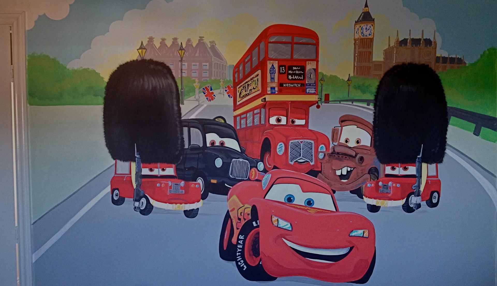 Cars - London