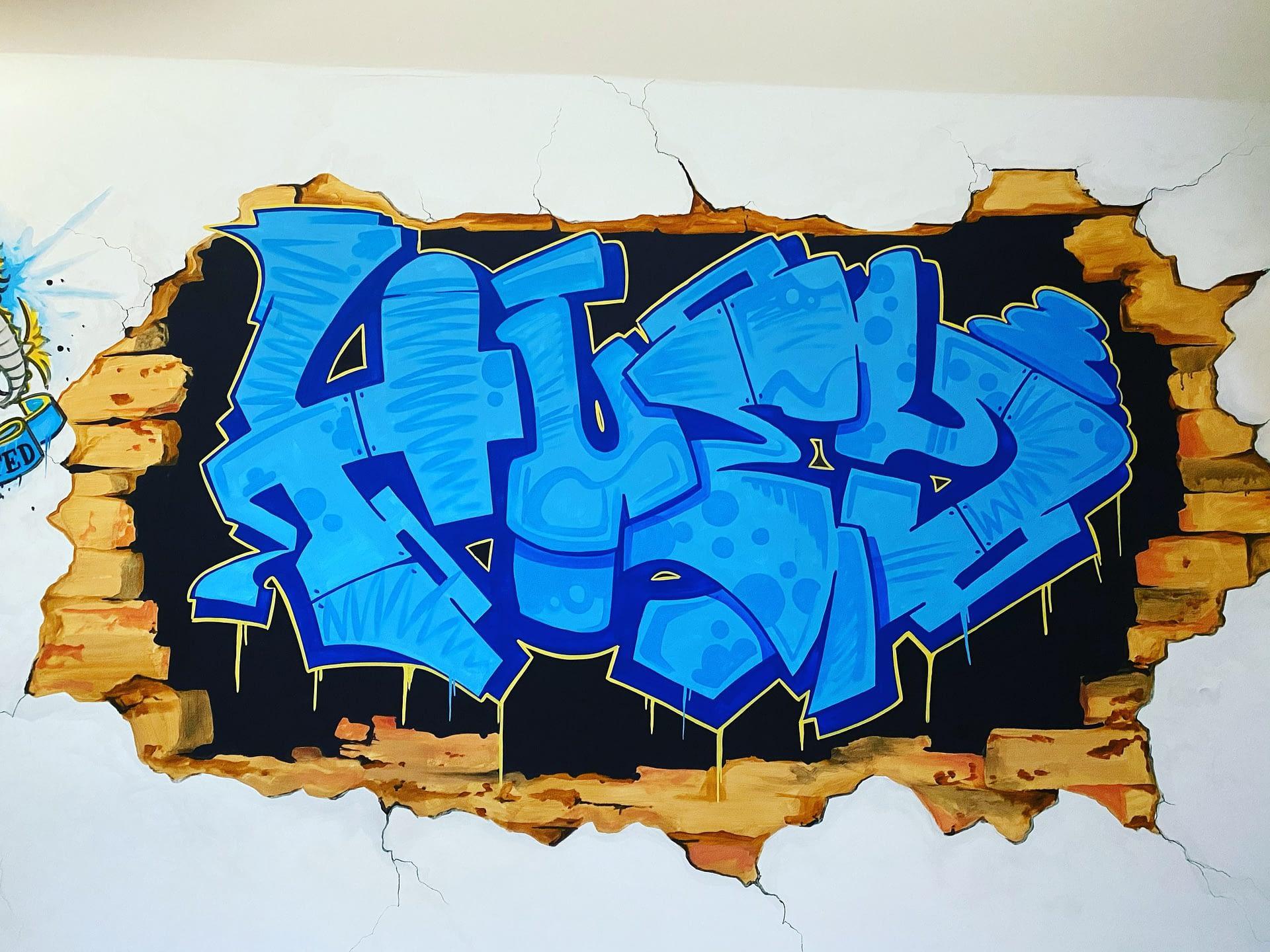 Huey Graffiti