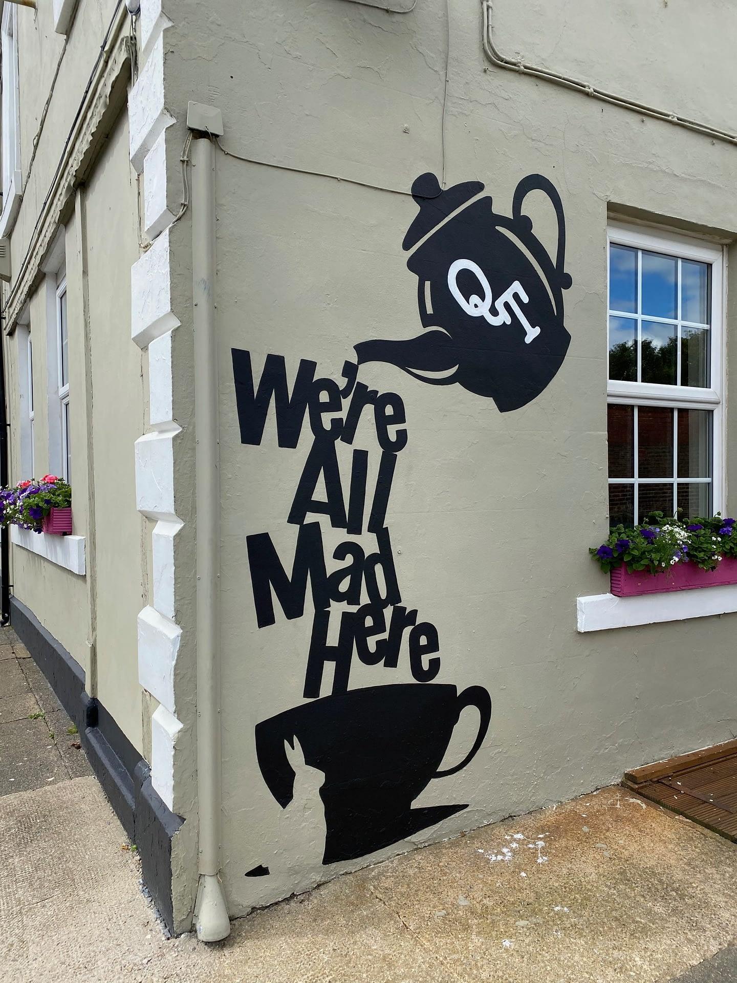 Quebec Tea Rooms