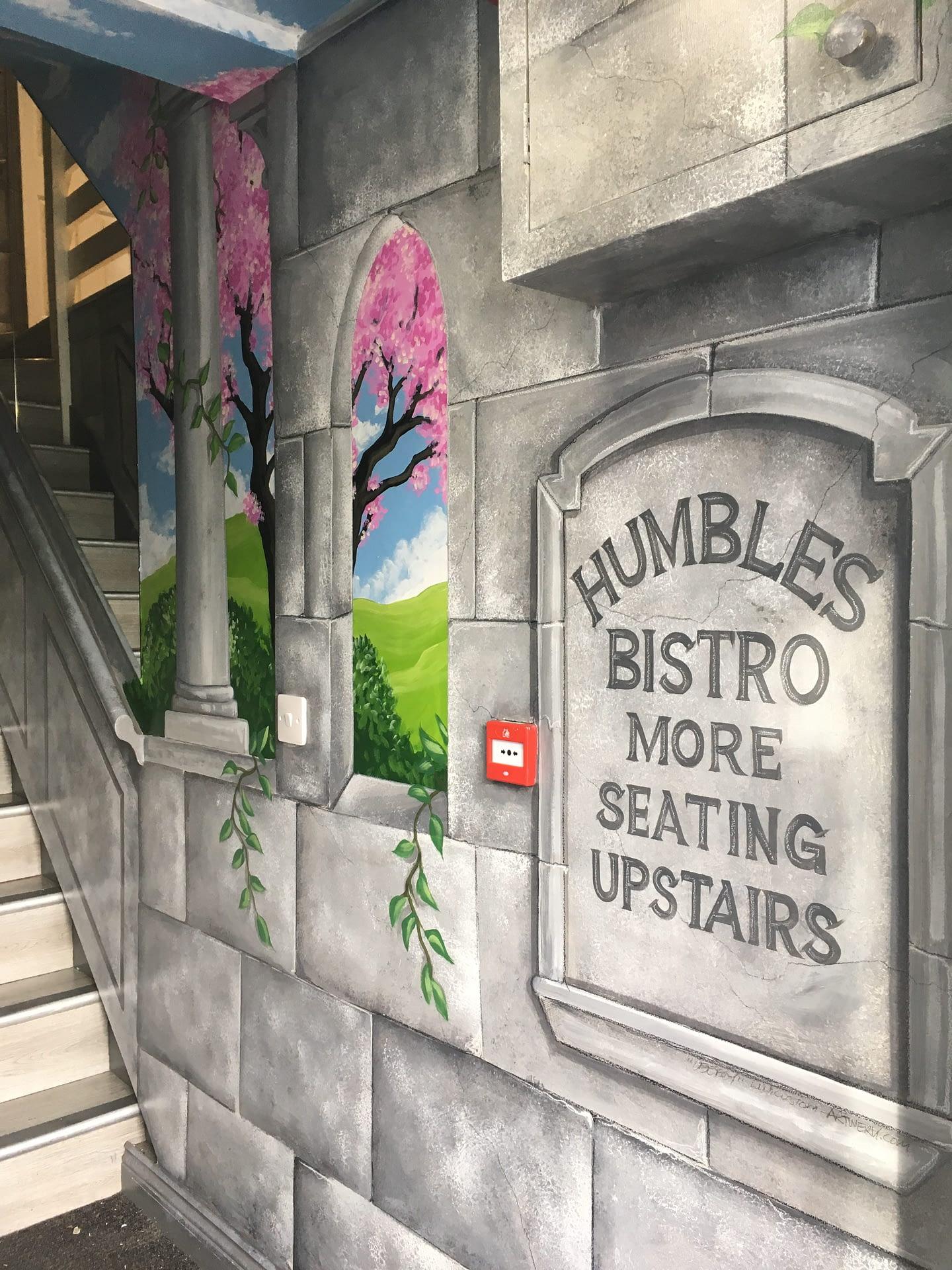 Humbles Bistro Seaham Entrance